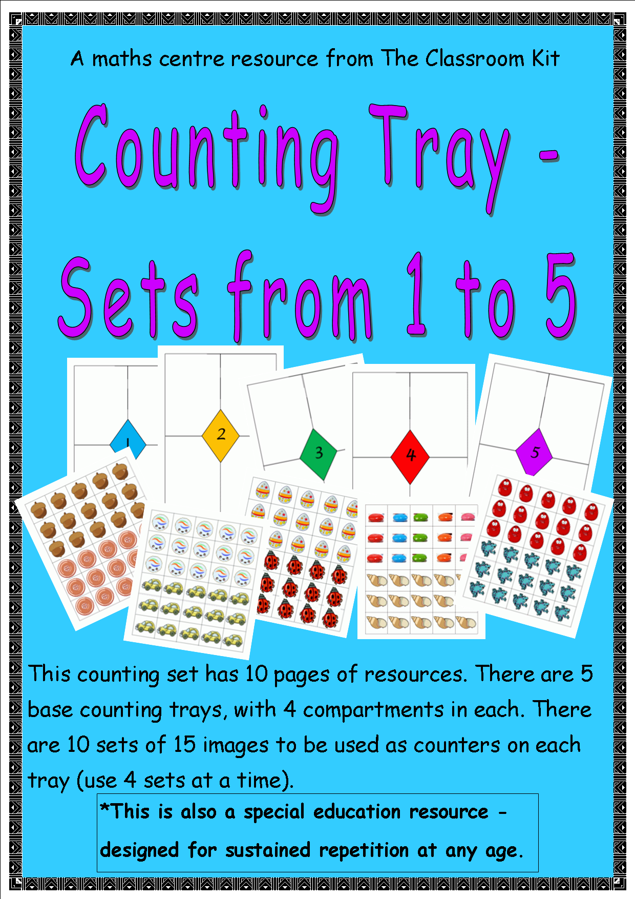 early counting activity