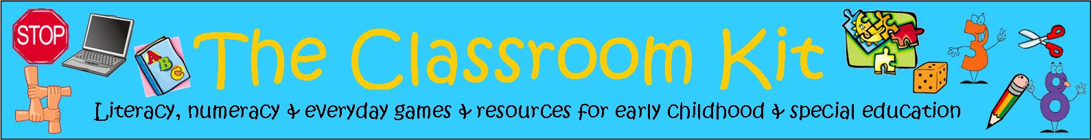 The Classroom Kit Logo